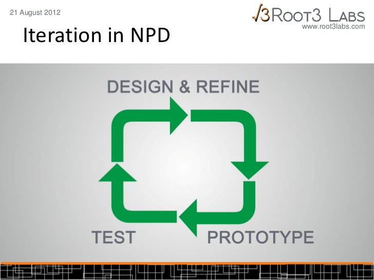 Using rapid prototyping in product development root3 labs for Product design and prototyping